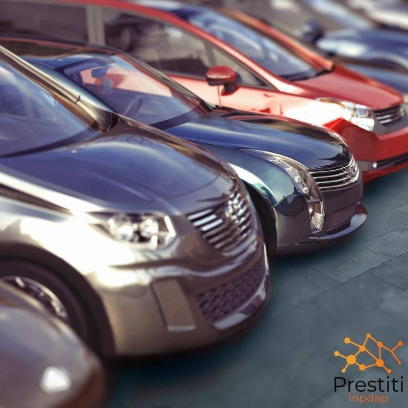 Prestiti INPDAP acquisto auto